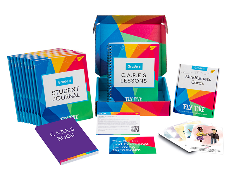 Buy Social Emotional Learning Curriculum for Grade 6