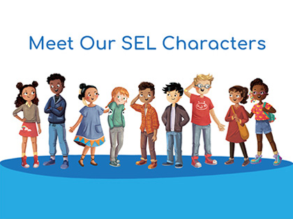 Meet Our SEL Characters