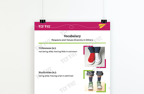Fly Five Poster Packs