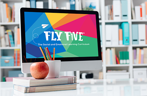 Fly Five Digital Resource For Grades 3–8